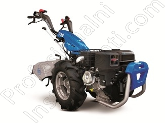BCS - Мотоблок  BCS 738 PowerSafe 8,4pH Honda