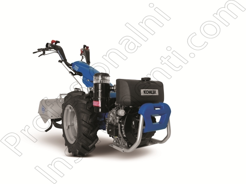 BCS - Мотоблок BCS 738 PowerSafe 7,5Hp Disel