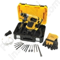 DeWALT - Перфоратор 32mm, SDS Plus, с аксесоари D25414KT